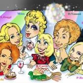 caricature anni 80web