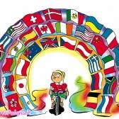 arcobaleno delle nazioniweb